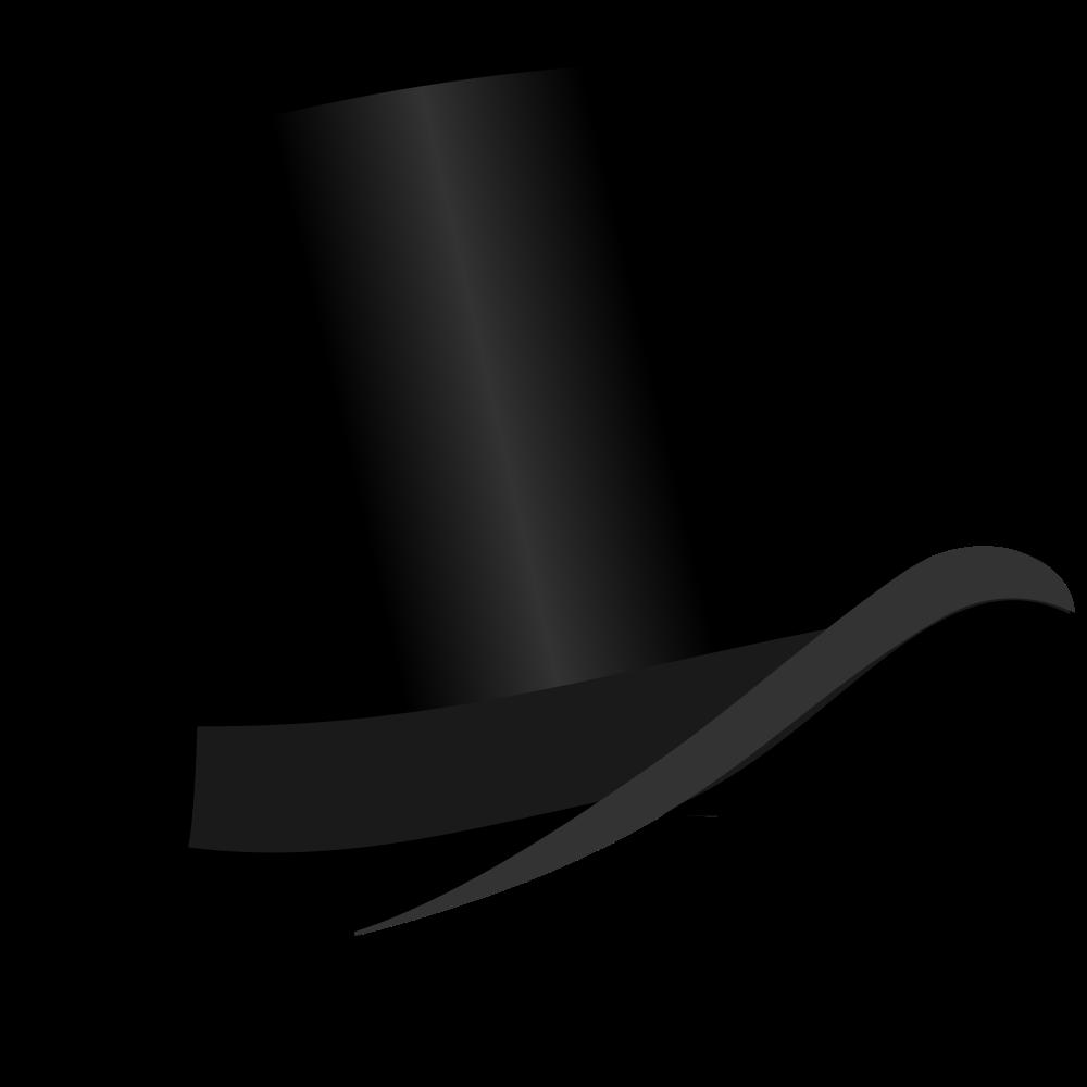 OnlineLabels Clip Art - Top Hat
