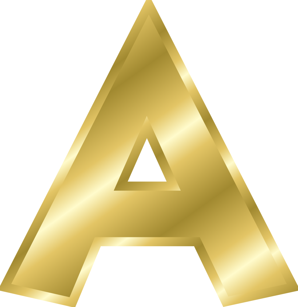 onlinelabels clip art effect letters alphabet gold letter a clipart black and white letter a clipart black and white