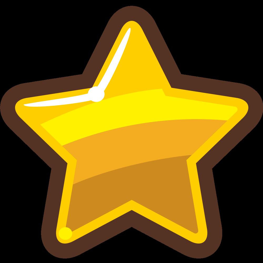onlinelabels clip art cartoon gold star rh onlinelabels com
