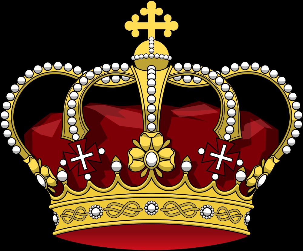 OnlineLabels Clip Art - Crown 16