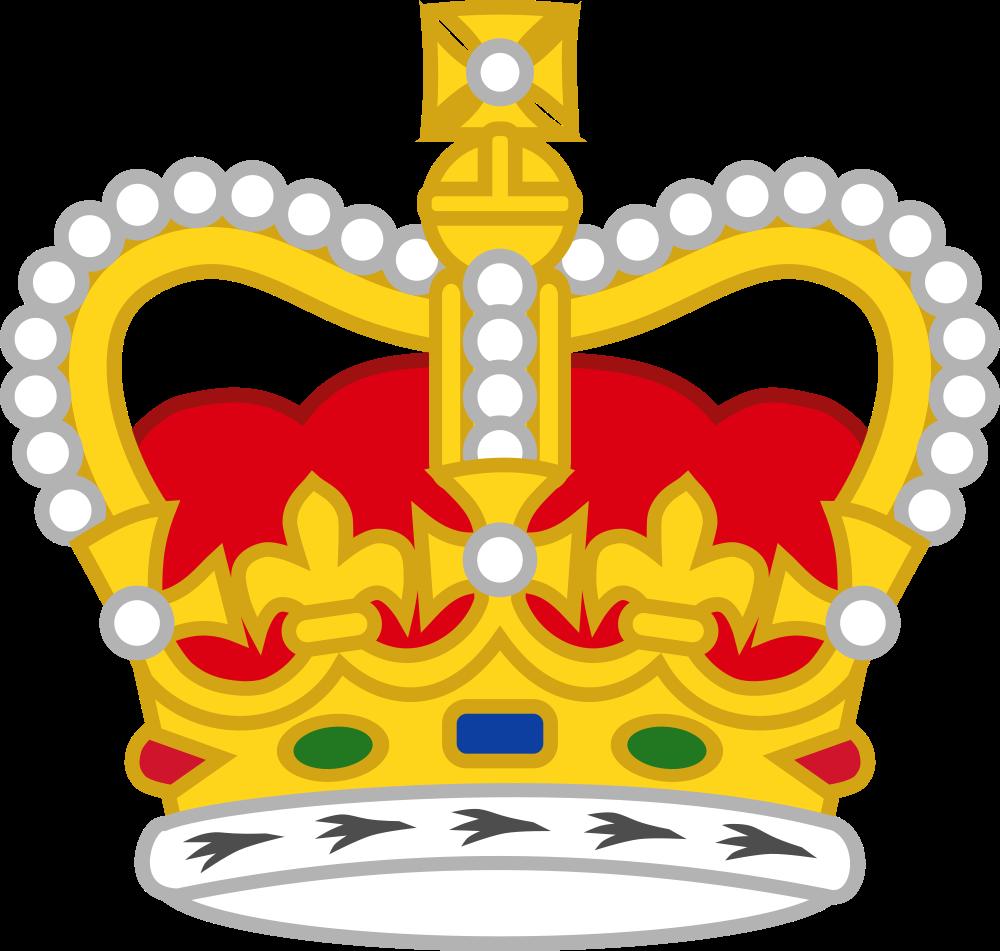 Onlinelabels clip art crown 4 - Clipart couronne ...