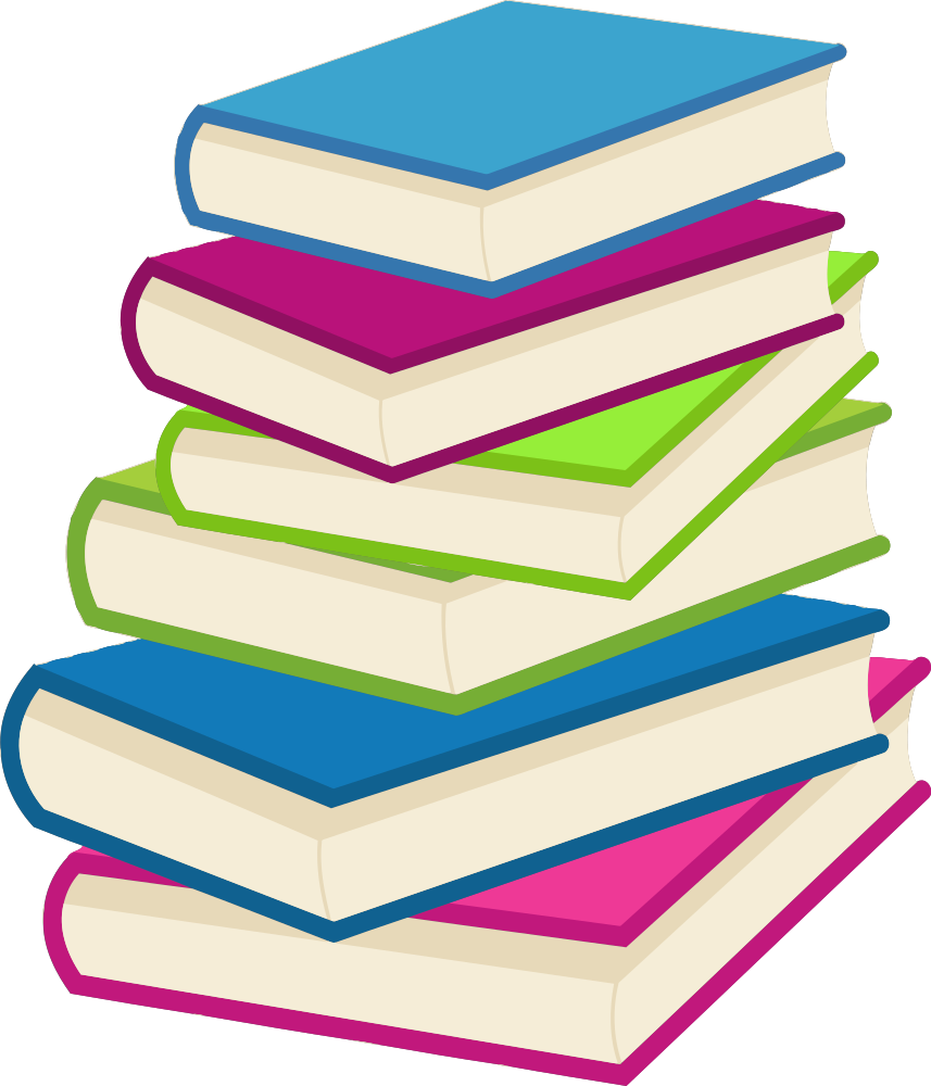 stack books clipart transparent stacked clip library background cliparts svg students read reading file elementary clear interesting
