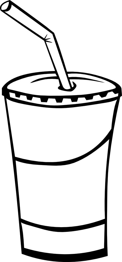 OnlineLabels Clip Art - Fast Food, - 51.9KB