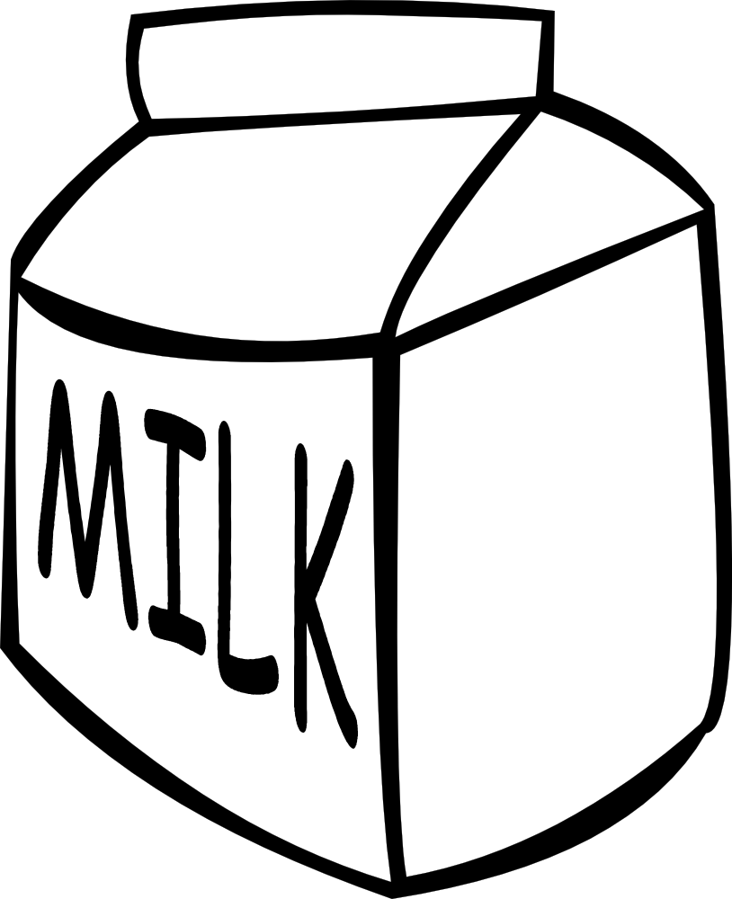 onlinelabels clip art small milk carton black and white rh onlinelabels com  milk carton clip art free