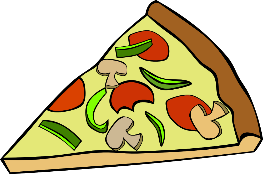 onlinelabels clip art fast food snack pizza pepperoni mushroom rh onlinelabels com Rock Climbing Clip Art Laser Quest