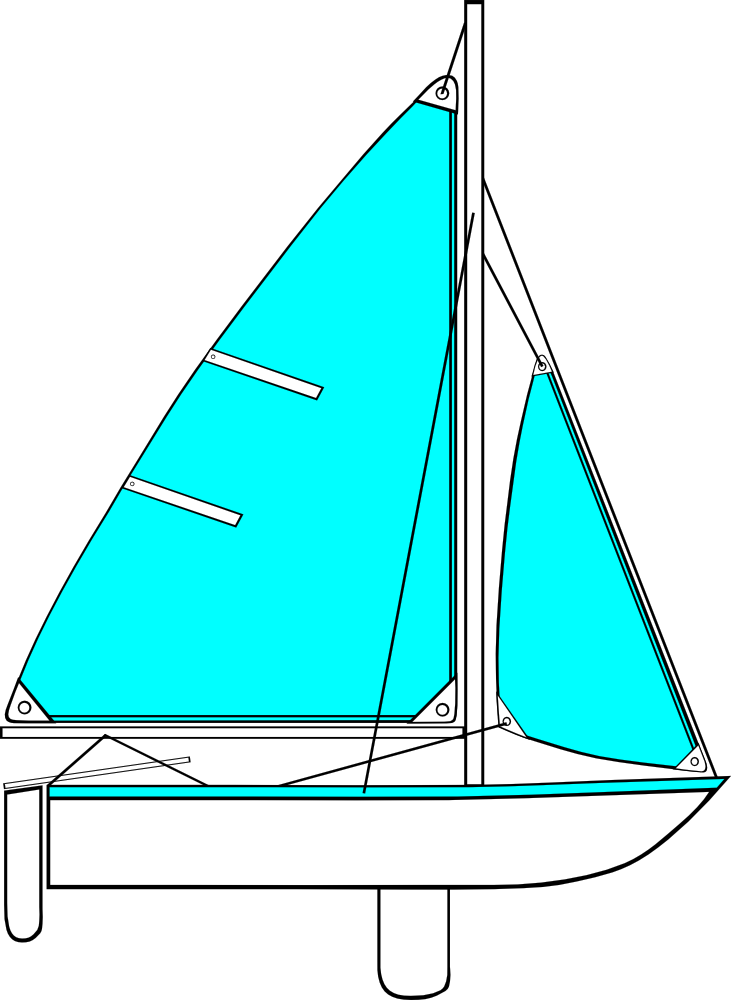 Sailing Boat Clipart Sail Boat Clip Art
