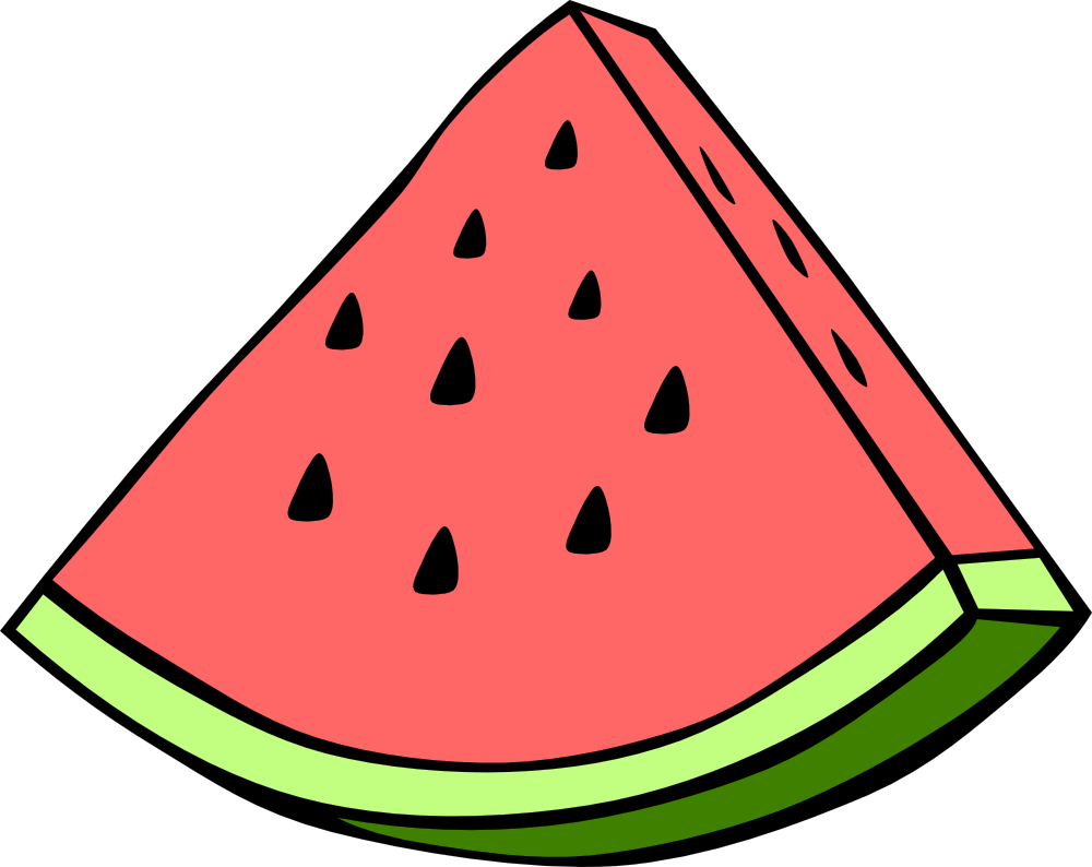 onlinelabels clip art simple fruit watermelon rh onlinelabels com simple clip art library simple clip art for kids