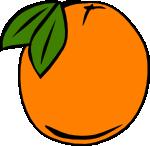 Simple Fruit Orange