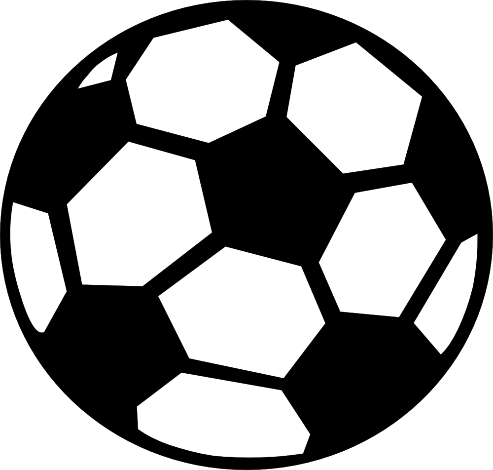 OnlineLabels Clip Art - Soccer Ball