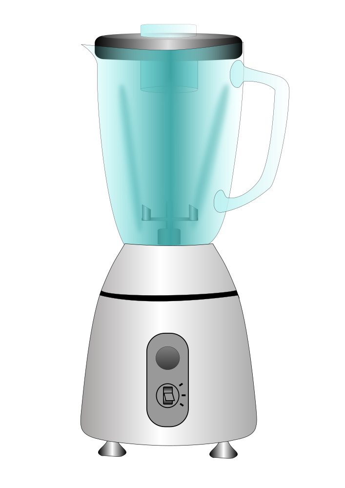 Clip Art Of Blender ~ Onlinelabels clip art kitchen mixer blender