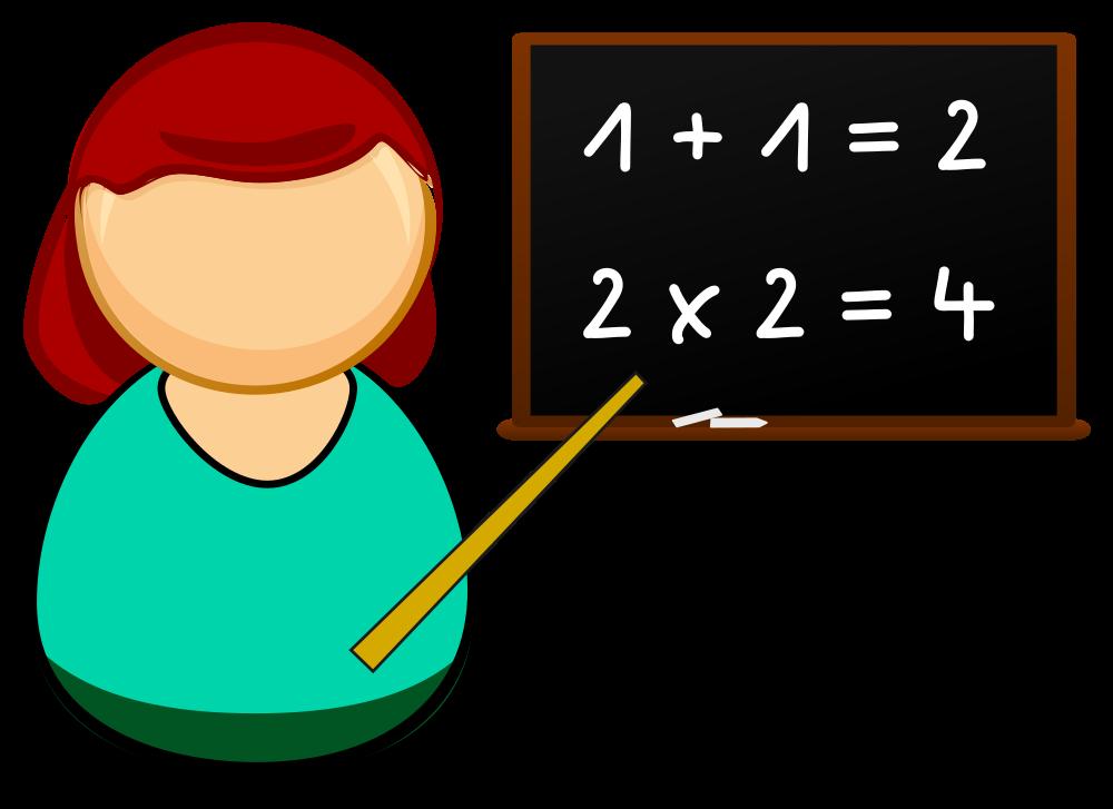 OnlineLabels Clip Art - Teacher