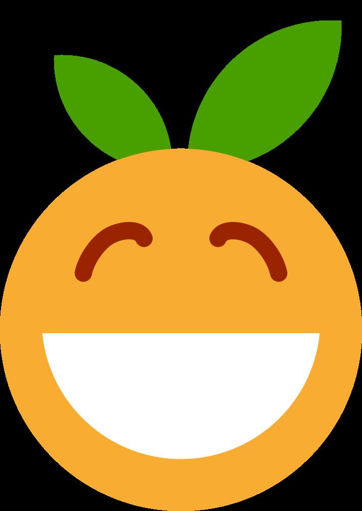 Onlinelabels Clip Art Smiley Clem Grand Sourire