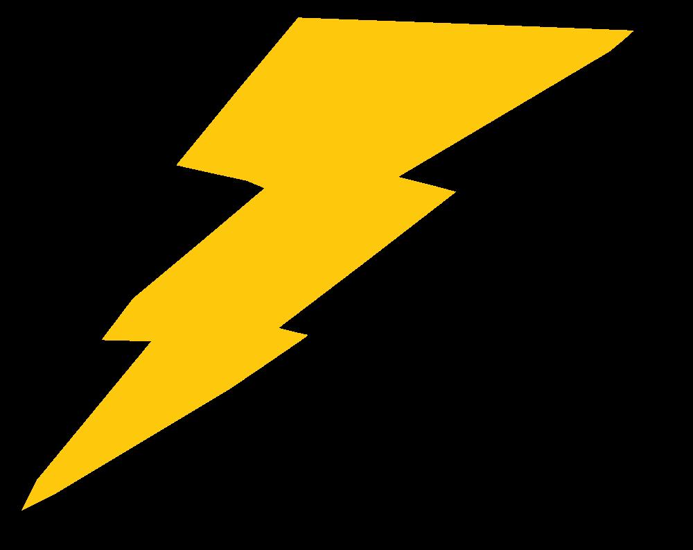 onlinelabels clip art lightning bolt refixed rh onlinelabels com lightning bolt clipart transparent lightning bolt clipart transparent