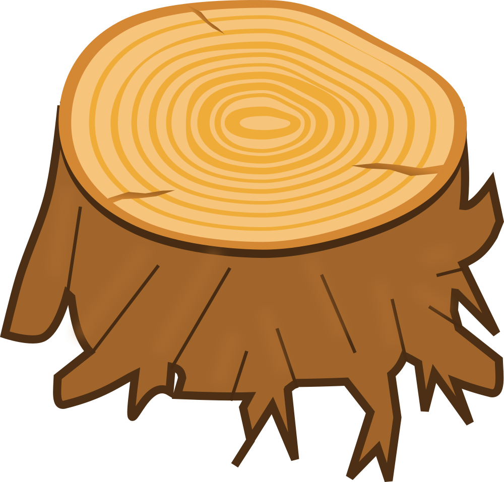 onlinelabels clip art tree stump rh onlinelabels com tree stump clipart free