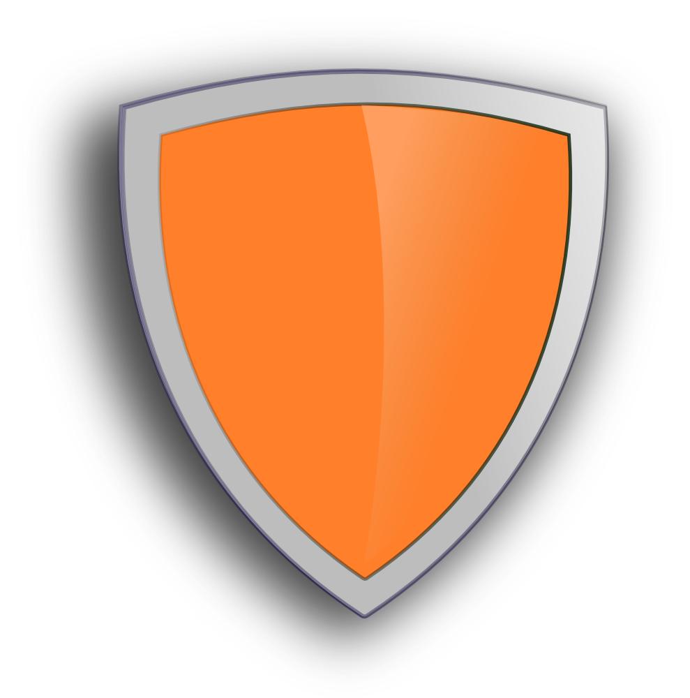 Blank Shield Clip Art- getyourarticle