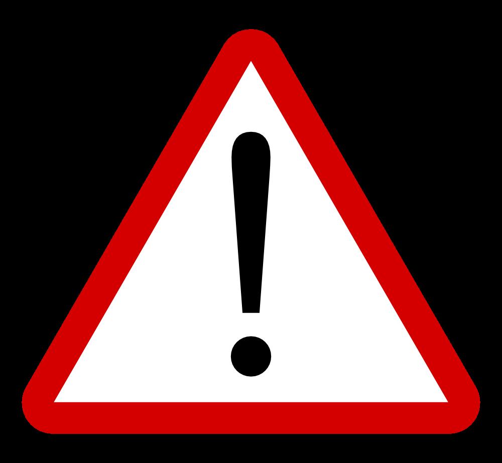 onlinelabels clip art warning rh onlinelabels com warning clipart gif warning sign clipart