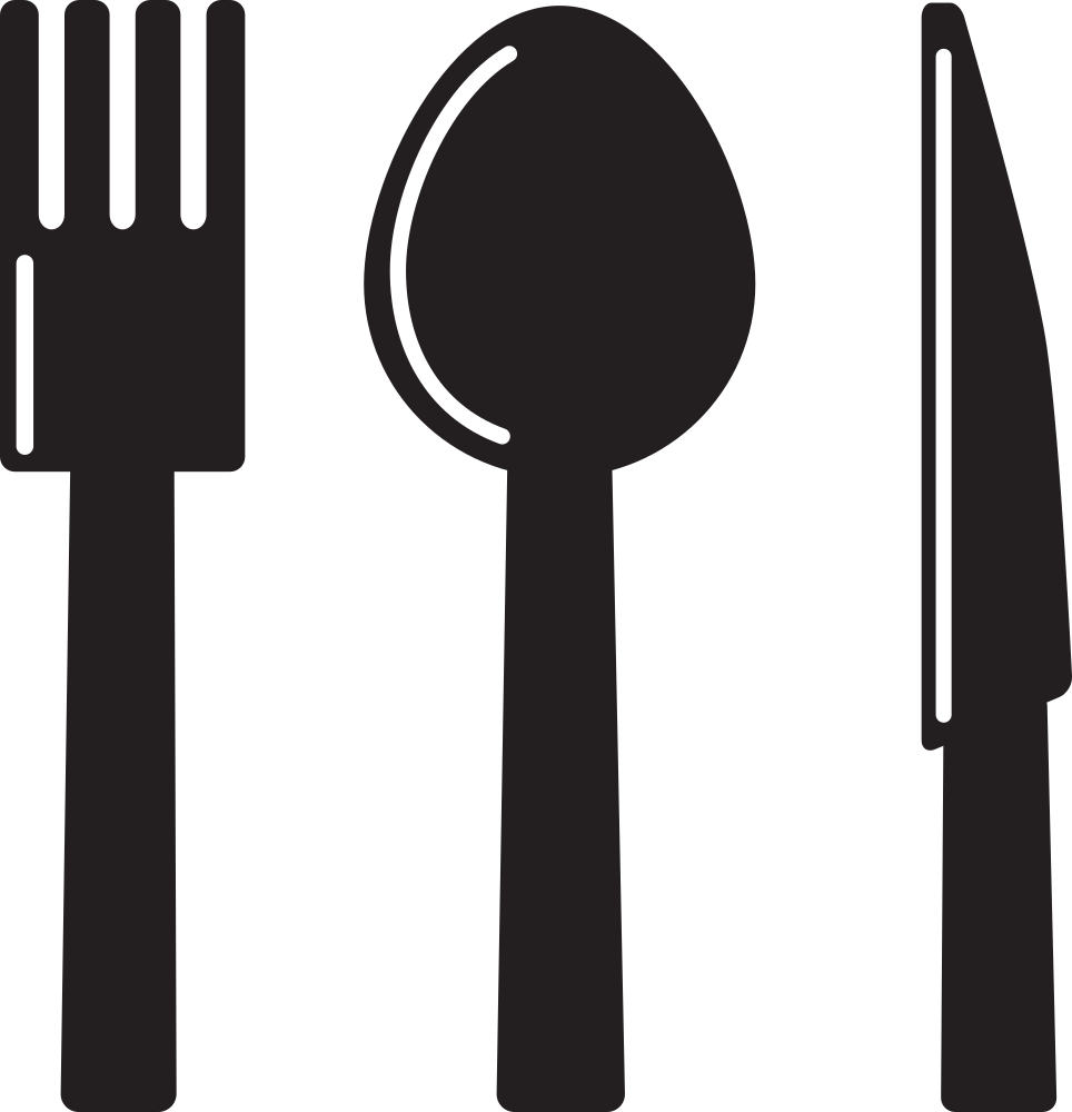 onlinelabels clip art kitchen icon knife spoon fork rh onlinelabels com plate spoon and fork clipart plate spoon and fork clipart