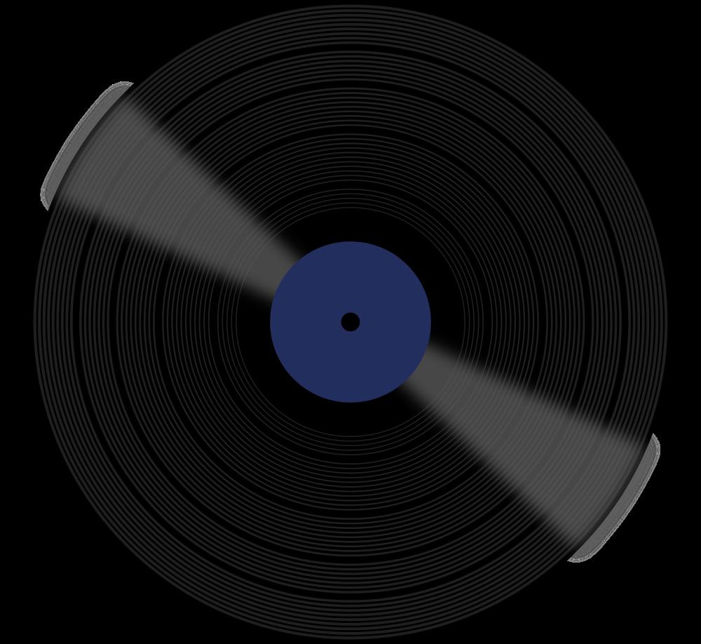 OnlineLabels Clip Art - Record