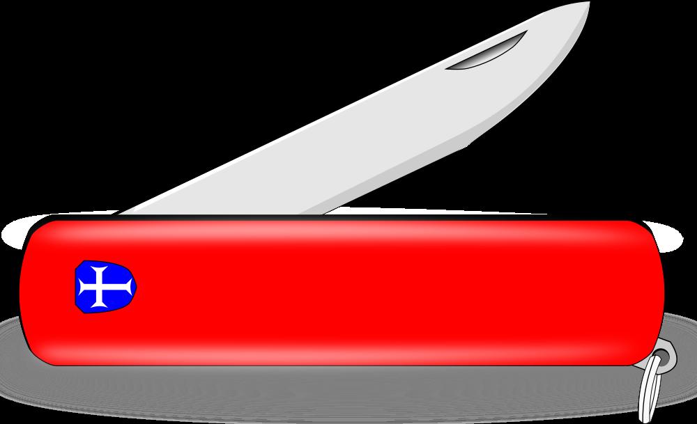 Onlinelabels Clip Art Pocket Knife