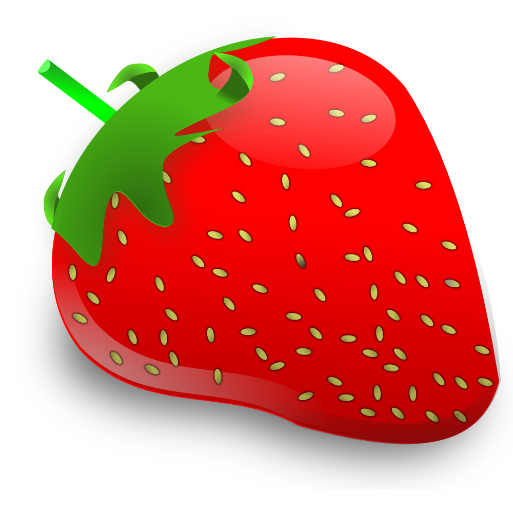 strawberry clip art pictures - photo #4