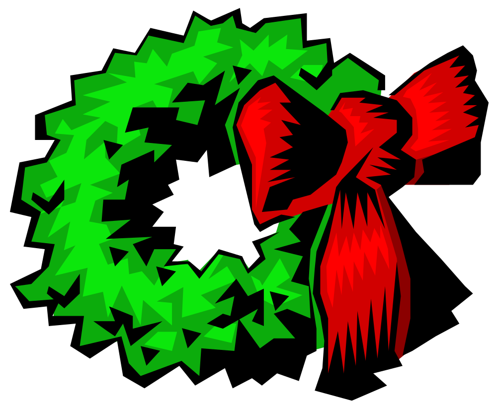 Plain Pine Needle Wreath