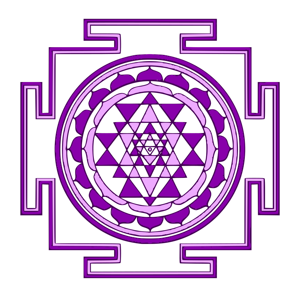 Onlinelabels Clip Art Mandala