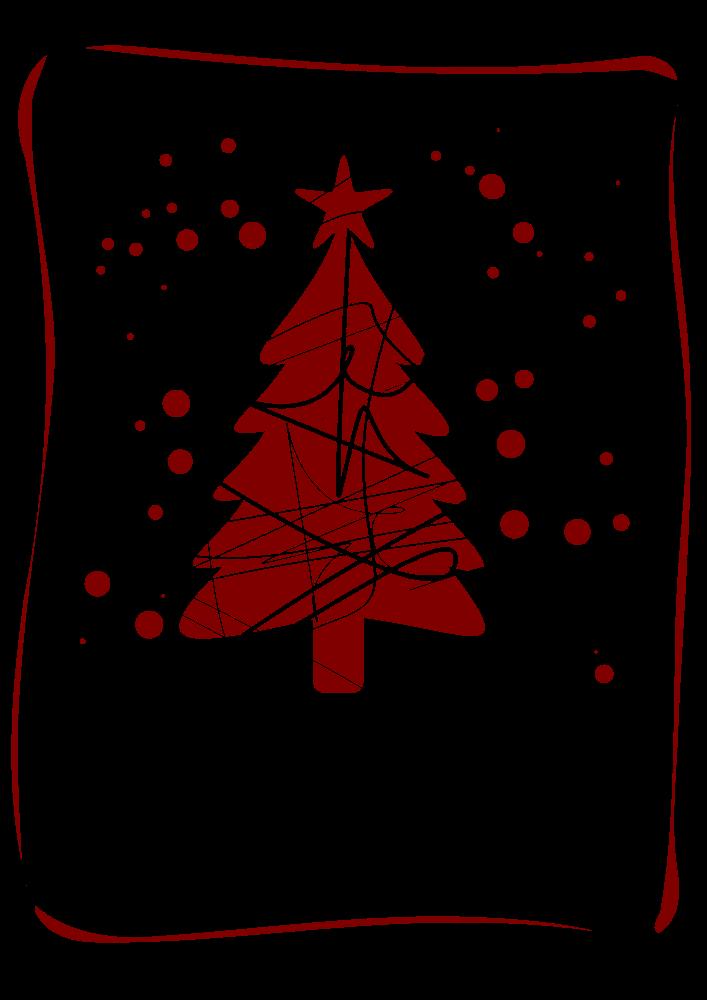 Christmas Card Clip Art.Onlinelabels Clip Art Christmas Card Design