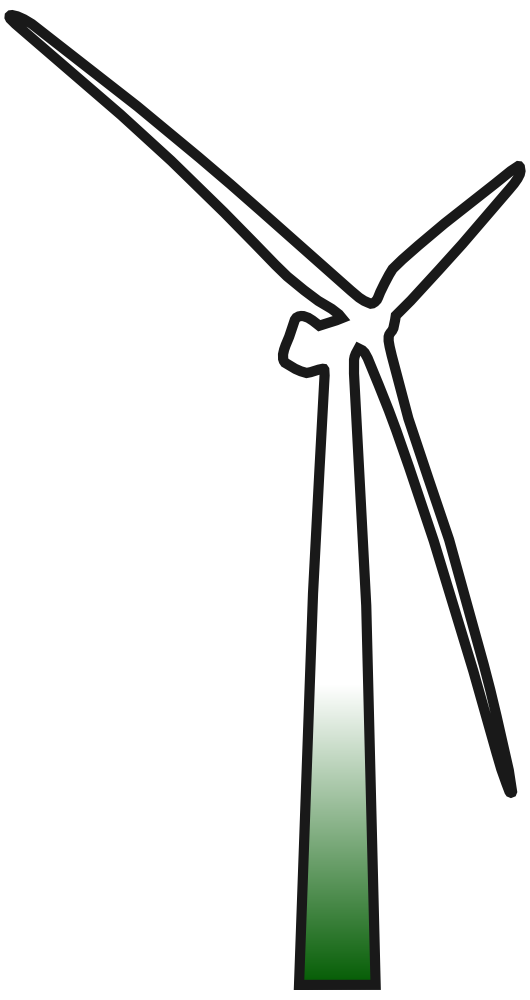 WindTurbineClipArt cliparts kostenlose clipart