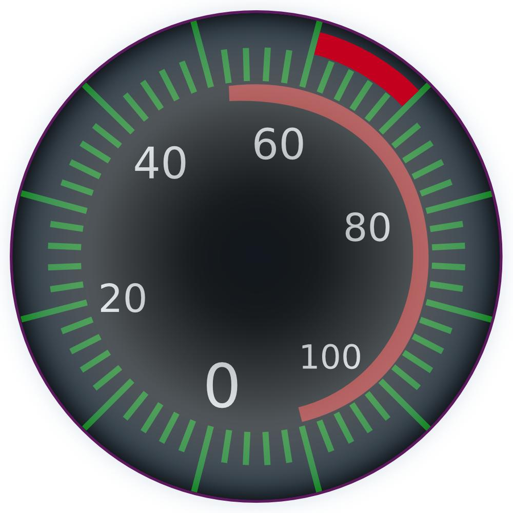Multimeter Clip Art : Onlinelabels clip art compteur meter vistess