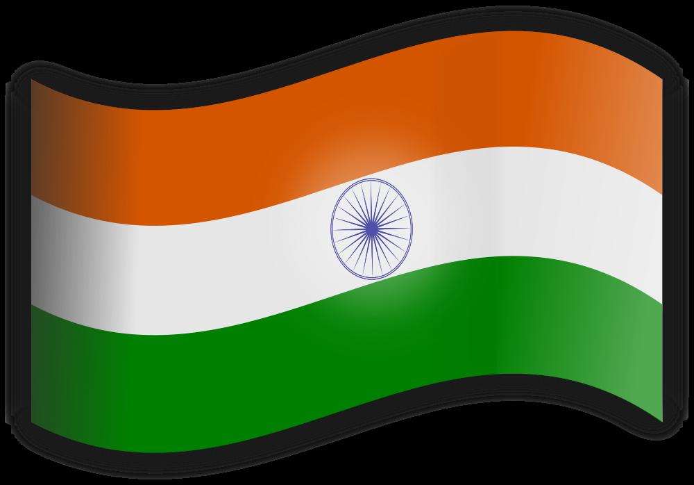 Onlinelabels Clip Art Indian Flag