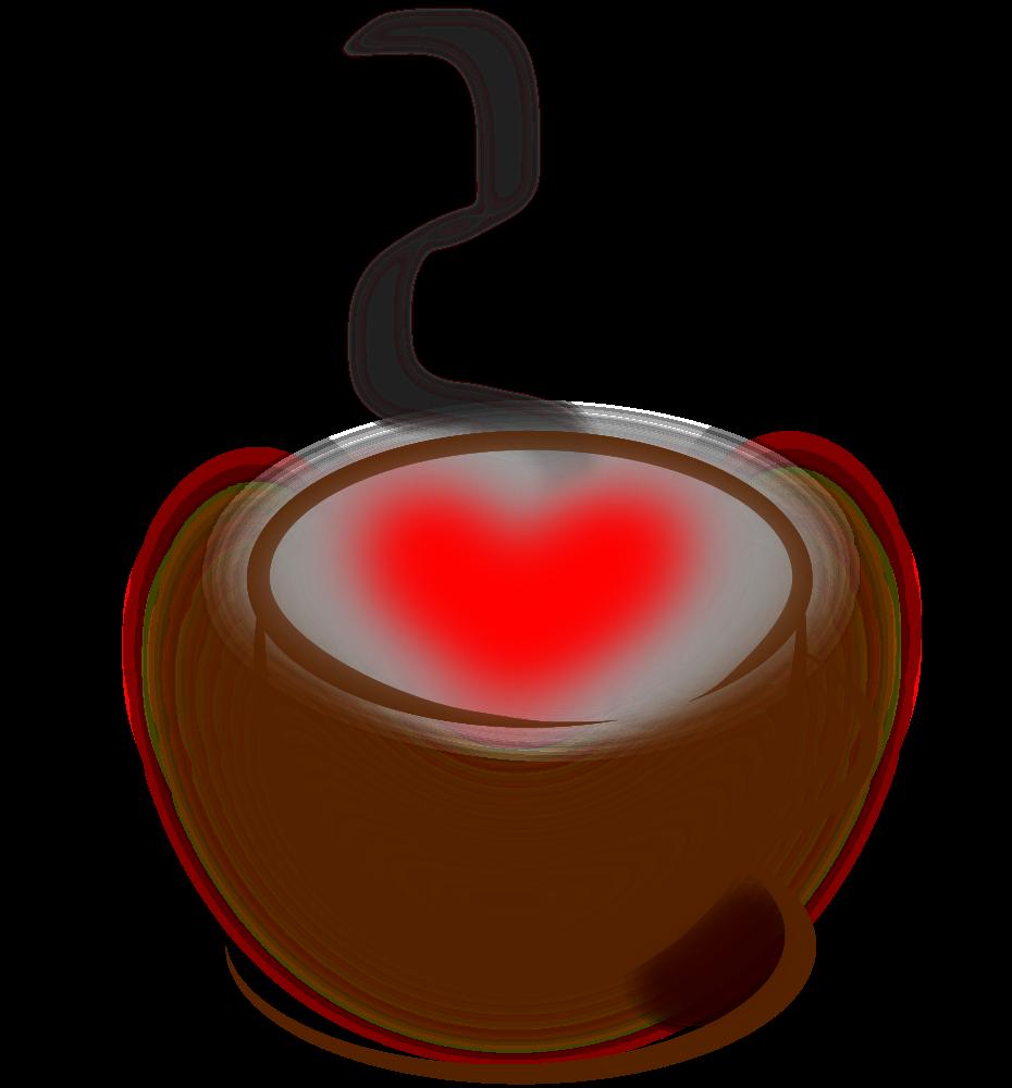 OnlineLabels Clip Art - Coffee Love