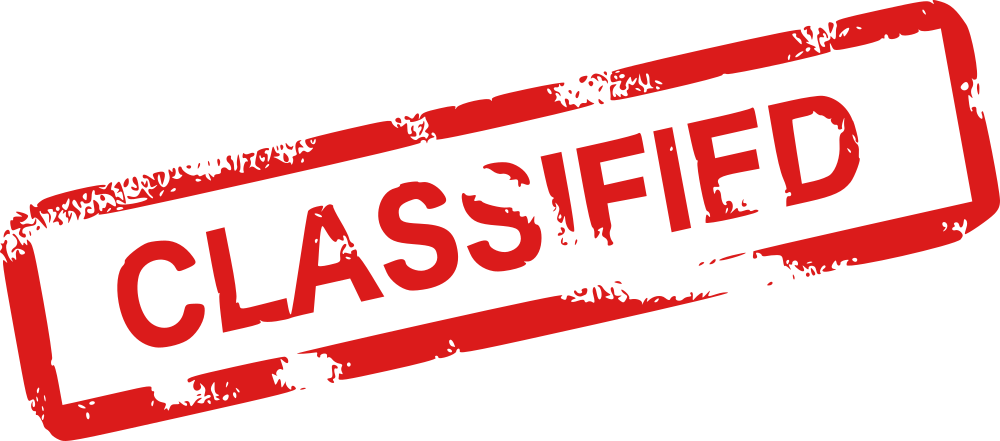 onlinelabels clip art classified stamp