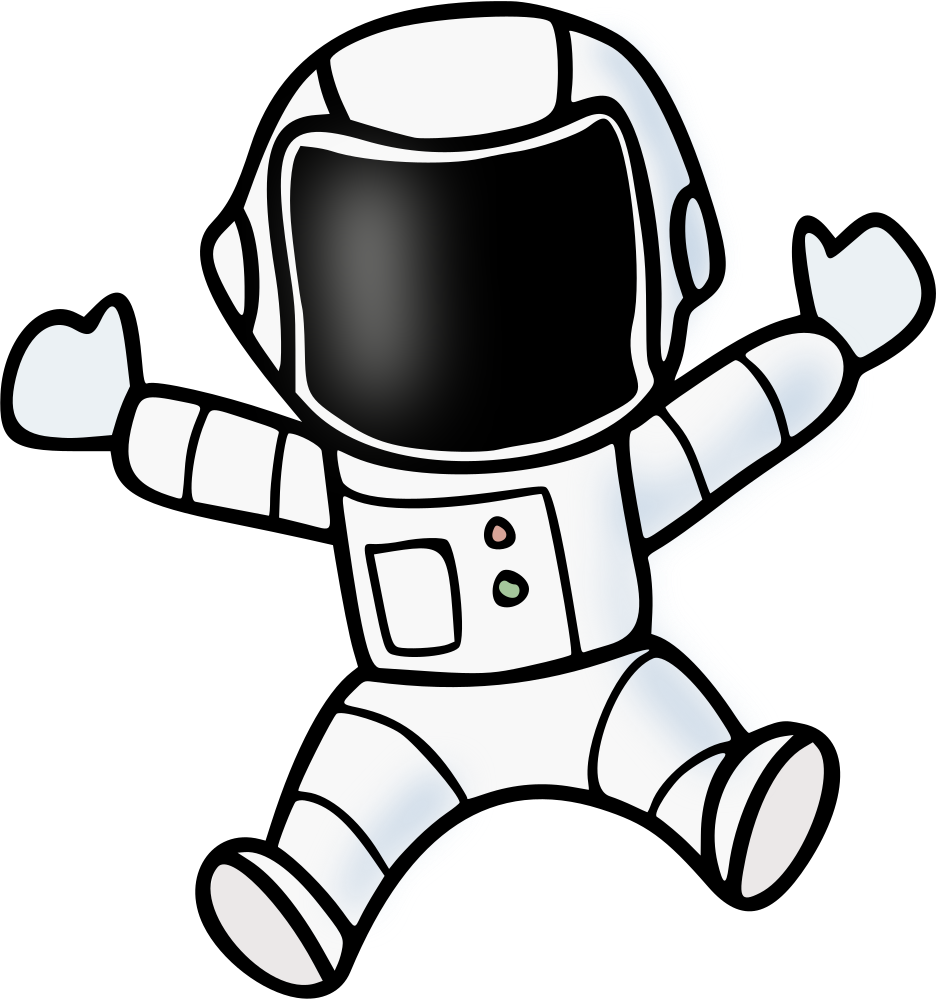 free astronaut printables - 820×768