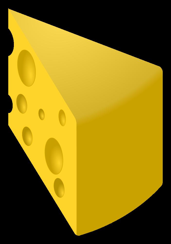 OnlineLabels Clip Art - Cheese (703 x 1000 Pixel)