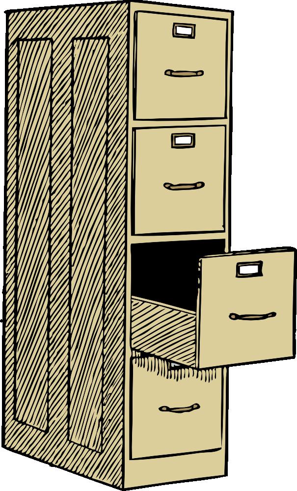 Onlinelabels Clip Art Transfer Cabinet