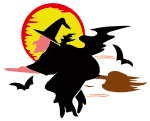 witch over harvest moon