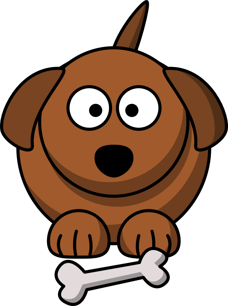 Who Is The Owner Cartoon Puppy Dog