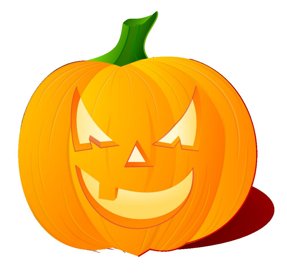 OnlineLabels Clip Art - Pumpkin
