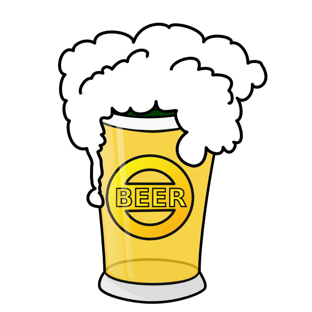 free clipart beer labels - photo #29