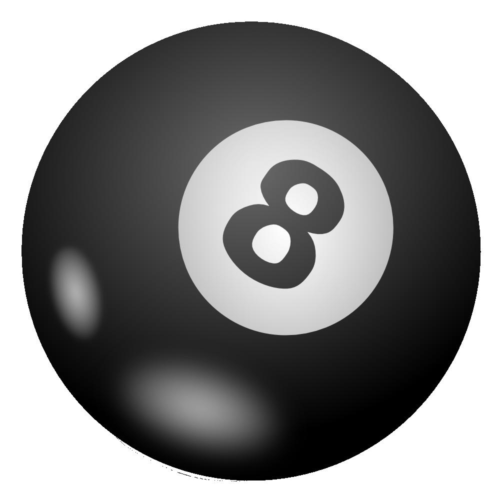 Onlinelabels clip art eight ball - 8 ball pictures ...