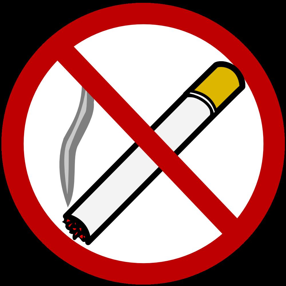 free clipart no smoking symbol - photo #19