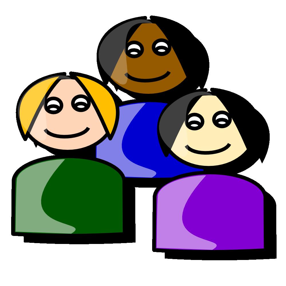 OnlineLabels Clip Art - People
