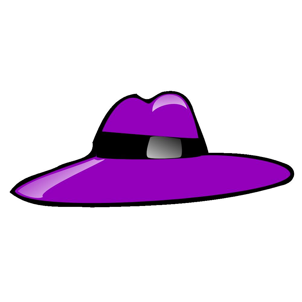 Pics Photos - Pimp Hat Clip Art