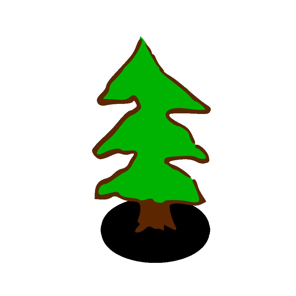 Onlinelabels Clip Art Rpg Map Symbols Tree