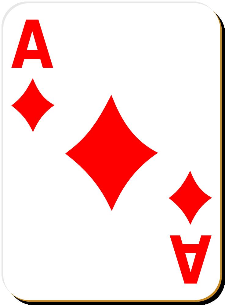 onlinelabels clip art white deck ace of diamonds rh onlinelabels com diamond clipart religion saying diamond clip art vector free