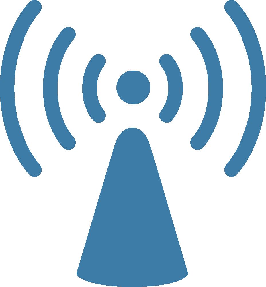 OnlineLabels Clip Art - Wireless Access Point