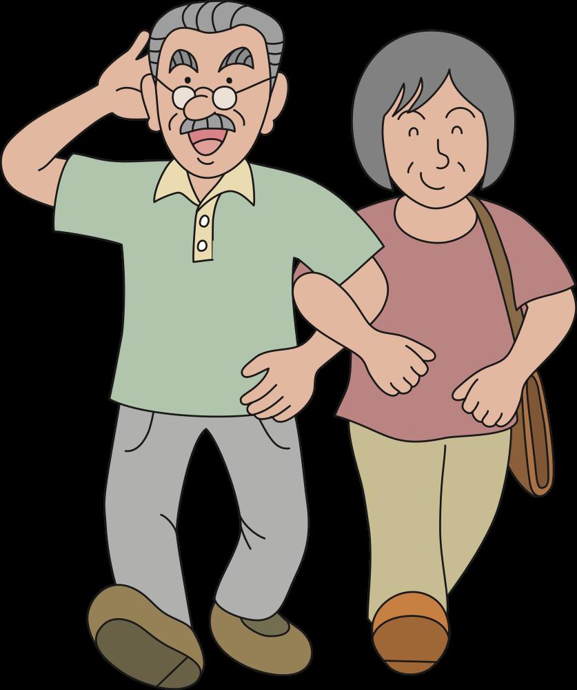 Пенсионер картинки для детей