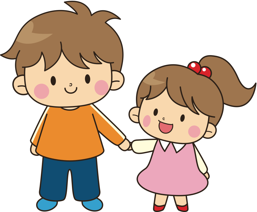 onlinelabels clip art older brother younger sister 1 rh onlinelabels com brother and sister images clipart