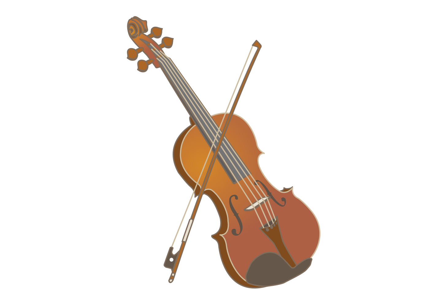 onlinelabels clip art violin and bow rh onlinelabels com free violin clipart clip art violin free