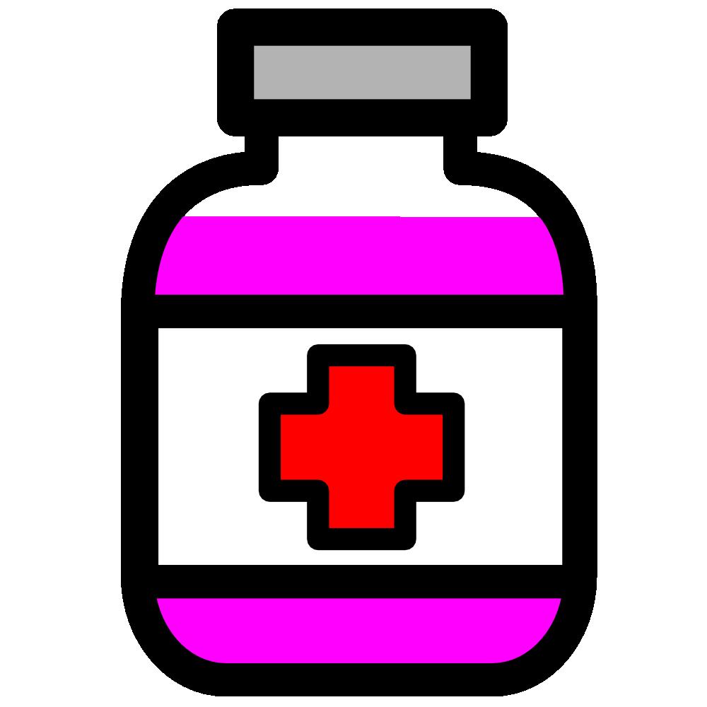 Onlinelabels Clip Art Medicine Icon